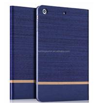 Unique Fashion Canvas Cover Case for Ipad Pro 12.9inch
