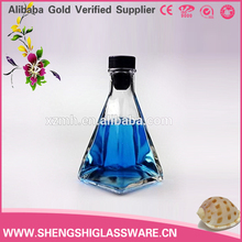 20ml mini essential oil reed diffuser wholesale /empty glass bottle with rattan for aromatherapy