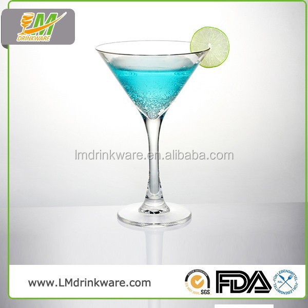 Wholesale Cheap High Quality Colored Wine Glass Plastic