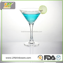 Wholesale cheap high quality colored wine glass, plastic wine glass, martini glass