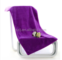 Solid colour and multisize Microfiber hair dry towel,personalized hair towels
