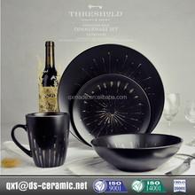 Newest design high quality halloween dinnerware set