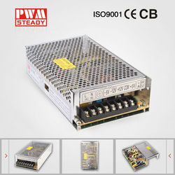 Steady CE Approved Q-120C waterproof led power supply 120w