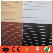 Manufacturing slatwall system,slatwall board for retail store