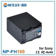 High capacity aaa ni-mh battery cell NP-FH100 for Sony DCR-HC17 DCR-HC21E