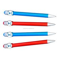 2015 Brand Logo Ballpoint Pen customize cartoon pen any color available