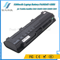 5200mAh 10.8V Notebook Battery for Toshiba PA5024U-1BRS Satellite C845 C845D C850 C850D C855 Black