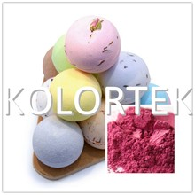 candy natural bath bomb pigments color dye body care mica pigments