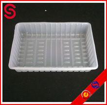 OEM plastic blister vegetables packaging tray