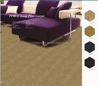 Low price wall to wall swimming pool carpet