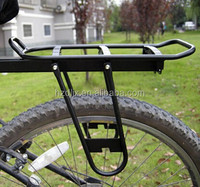 high quality alloy quick release bicycle rack mtb bicycle rear rack