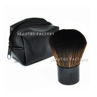Beauties Factory Deluxe Artificial Fiber Kabuki Mineral Powder Brush