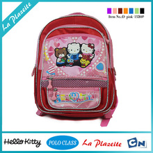 Chinese manufacturer sport backpack bag for child school bag