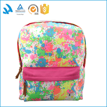 waterproof outdoor products cheap plain clear girls cheap school backpack bag