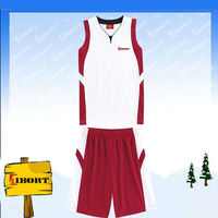 BKB-008-4 Reversible netball uniform for school