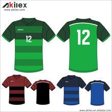 Custom Low MOQ Highest Quality Sublimation Soccer T Shirt