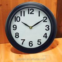 watch shaped water photo frame wall clock hidden camera