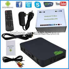 android TV box with 1080P xbmc Android TV Box
