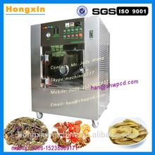 de alta eficiencia secador de frutas de comida de microondas de secado al vacío de la máquina precio