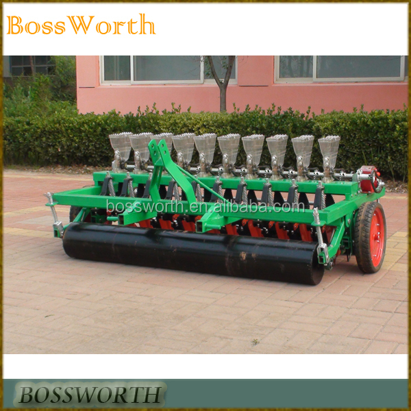 grass seed machine