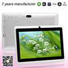 Zhixingsheng best 7 inch a23 mid shenzhen android tablet pc ZXS-Q88