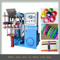 JY-A02 PLC control automatic silicone bracelets making machine