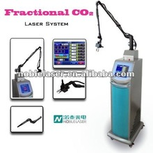 Fractional laser scar remove resurfacing ablative machine