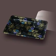 New design food grade plastic tray