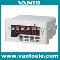 El proceso de supresión medidor digital dc medidor de voltaje automático voltímetro rs485 rh- 3av51