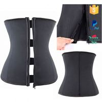 No MOQ Latex Big Women Latex Slimming Corset