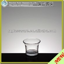 2014 hot selling OEM Manufacturer Crystal Clear Wedding Candle Holder