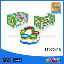 2015 Educational Learning Drum Toys for kids with Light and Music
