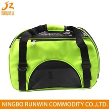 High Standard Production Cheap large dog bag, bike pet carrier