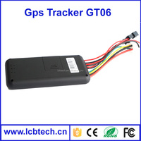 New gps tracker GT06 Car Vehicle tracker Motorcycle GSM GPRS GPS tracker With real time PC tracking system