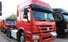 Howo 6*4 CNG Tractor Truck HOWO 6*4 Tractor