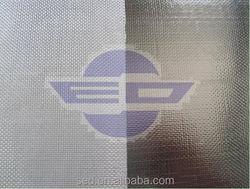 Film coating material aluminum foil laminated roll film water resistant thermal lining material