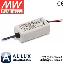Meanwell new product APC-8-500 8W 500mA LED Driver 8~16V IP30 Rate