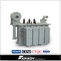 pole mounted electrical 15kv 250kva encapsulated power transformer manufacturer