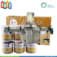 Rotary Type Automatic Diameter Fixed tin can sealer