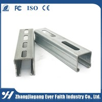Factory Supply Corrosion Resistance Hot Rolled Channel Steel