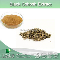 100% pure actaea racemosa extract, black cohosh powder
