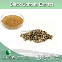 100% pure actaea racemosa extract, black cohosh powder