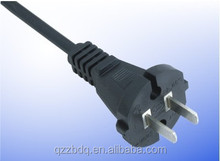2 pin China CCC power cord PBB-10