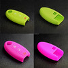 2015 hotsales Silicone Remote Car Key Cover for 3 buttonsNissan