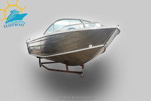 runabout aluminum work boat with high quality