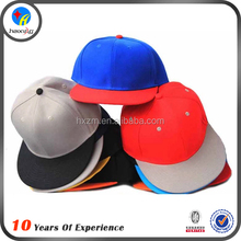 custom design snapback cap and wholesale blank snapback cap/hat
