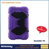 Good safety kid proof silicone kids 7 inch tablet case