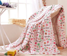 China supplier comfortable summer quilt baby quilt