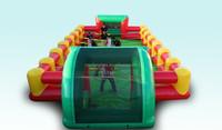 2015 hot funny inflatable human foosball