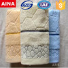china high quality Pakistan Jacquard weave white hand towel manufacturer